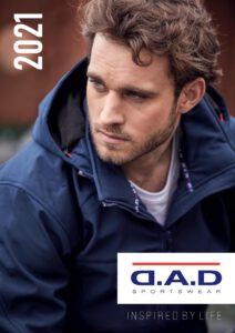 D.A.D - Sportswear 2021 - Bluesan