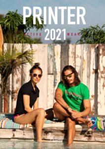 Printer Active Wear 2021 - Bluesan